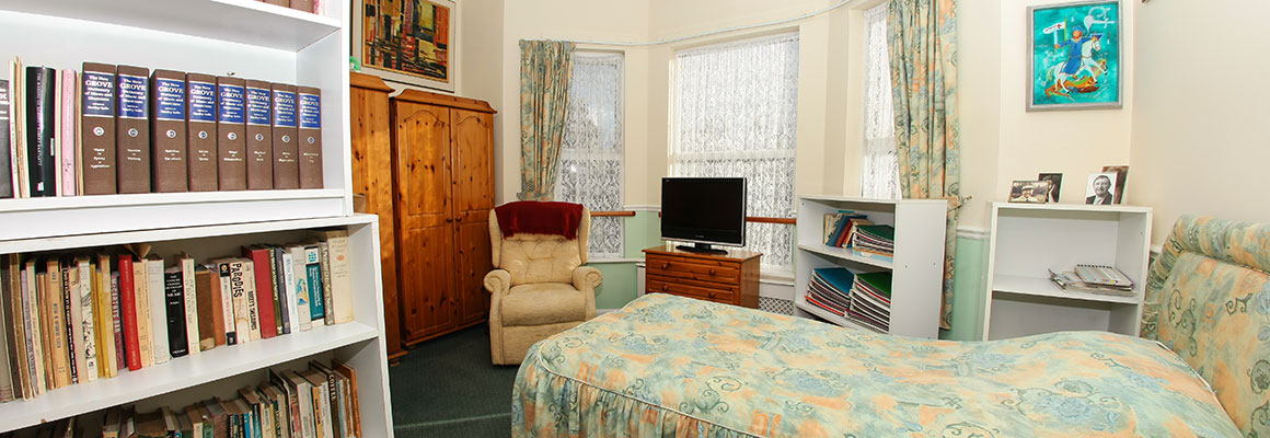 St Martins Whitstable Bedroom